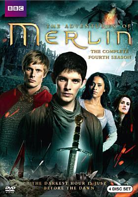 MERLIN:COMPLETE FOURTH SEASON BY MERLIN (DVD)